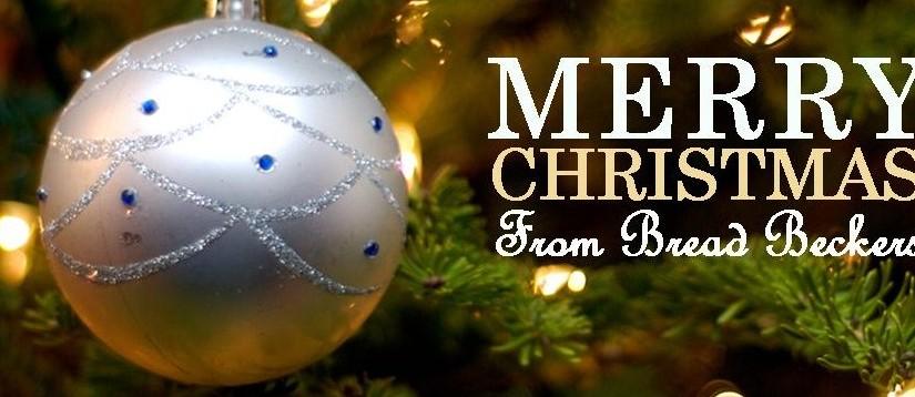 Closed Christmas thru New Years