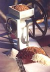 Country Living Hand Grain Mill w/FREE Shipping